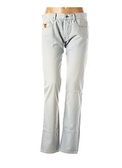 Jeans coupe slim bleu APRIL 77 pour homme