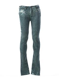 Pantalon casual vert APRIL 77 pour homme