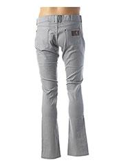 Pantalon casual bleu APRIL 77 pour homme seconde vue