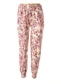 Pantalon casual beige O'NEILL pour femme