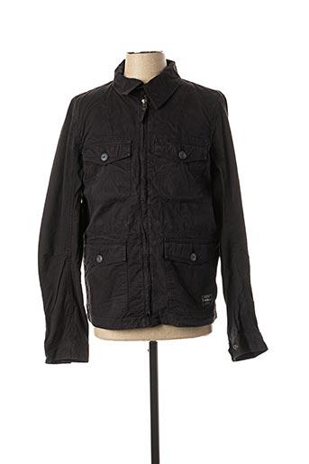 Veste casual noir O'NEILL pour homme