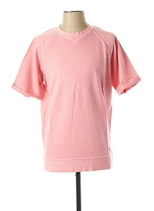 T-shirt manches courtes rose O'NEILL pour homme