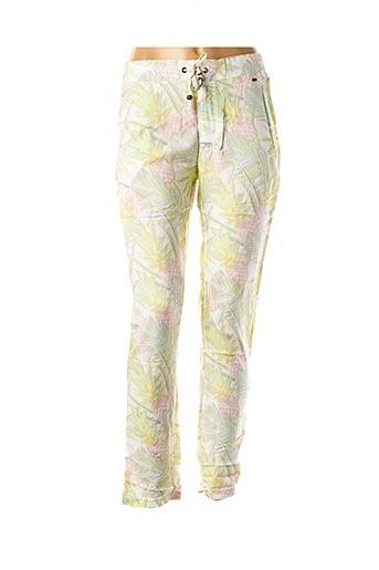 Pantalon casual vert O'NEILL pour homme