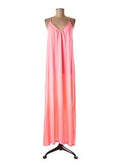 Robe longue rose O'NEILL pour femme