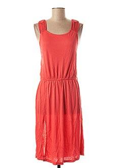 Robe mi-longue rouge O'NEILL pour femme