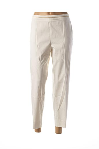 Pantalon 7/8 beige MAISON 123 pour femme