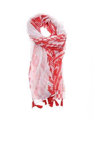 Foulard rouge MAISON 123 pour femme
