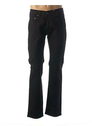 Pantalon casual noir PIONEER pour homme