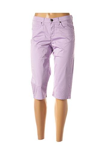 Corsaire violet LCDN pour femme