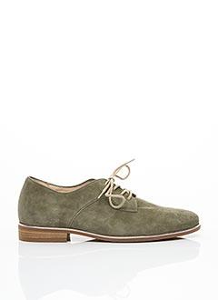 Chaussures de confort vert GABOR pour femme