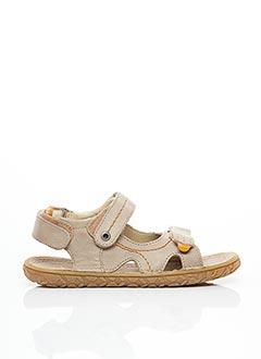 Sandales/Nu pieds beige NOËL pour garçon
