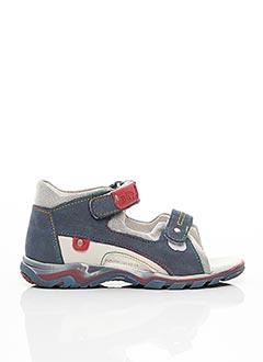 Sandales/Nu pieds bleu BELLAMY pour garçon