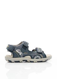 Sandales/Nu pieds bleu GEOX pour garçon