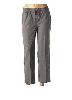 Pantalon 7/8 gris STREET ONE pour femme