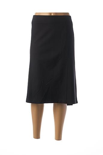 Jupe mi-longue noir RABE pour femme