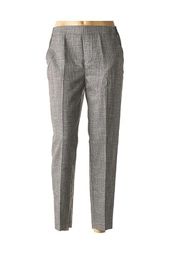 Pantalon casual gris LE TEMPS DES CERISES pour fille