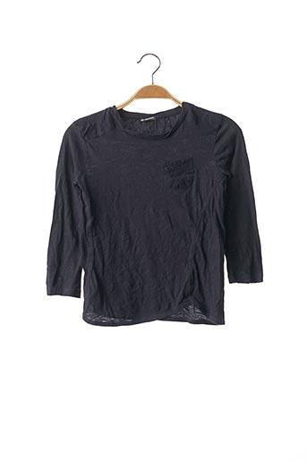 T-shirt manches longues bleu ZARA pour enfant
