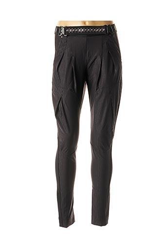 Pantalon chic noir HIGH pour femme