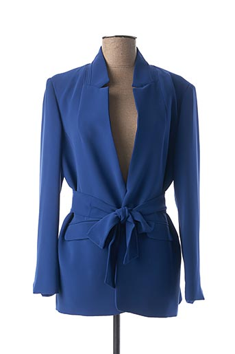 Veste chic / Blazer bleu I BLUES pour femme