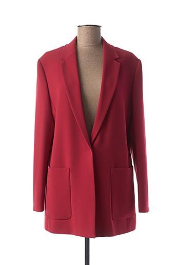 Veste chic / Blazer rouge MAXMARA pour femme