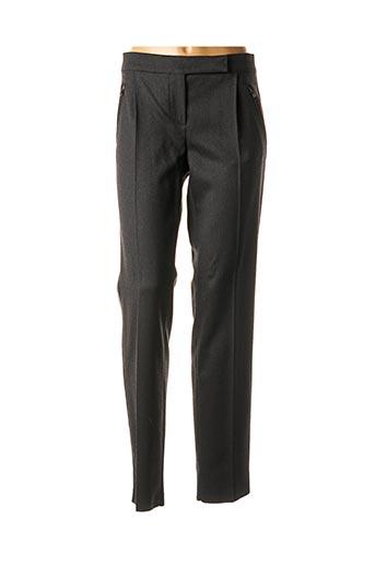 Pantalon chic gris MAXMARA pour femme