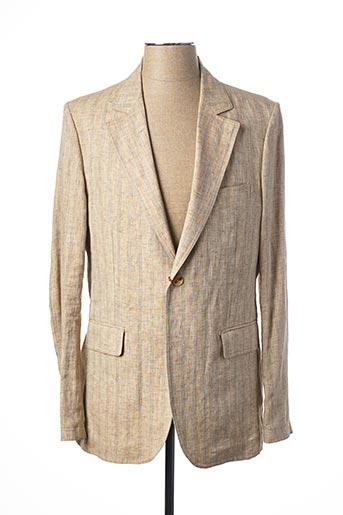 Veste chic / Blazer beige CHRISTIAN LACROIX pour homme