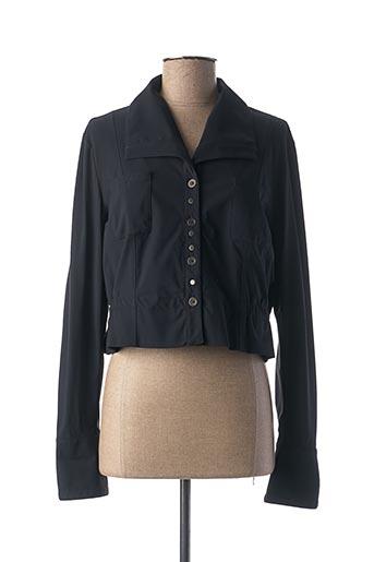 Veste casual bleu PLATINE COLLECTION pour femme