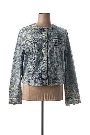 Veste casual bleu ANANKE pour femme