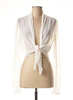 Veste casual blanc JOSEPH RIBKOFF pour femme