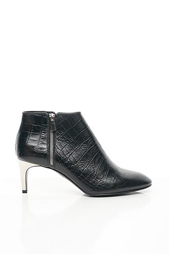 Bottines/Boots noir FRANCOIS NAJAR pour femme