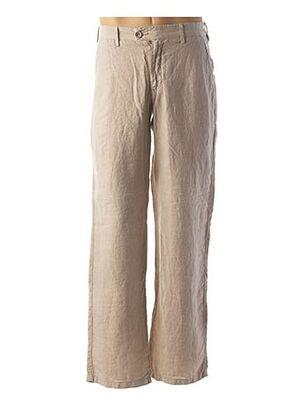 Pantalon casual beige ARMANI pour homme