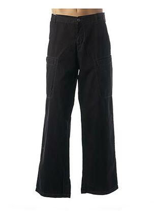 Pantalon casual noir ARMANI pour homme