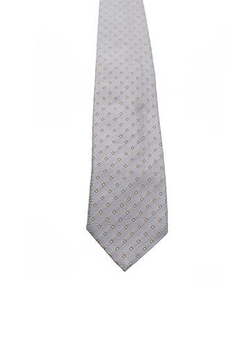 Cravate gris STRELLSON pour homme