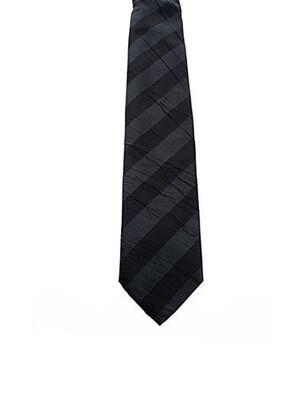 Cravate noir CERRUTI 1881 pour homme