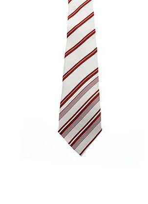 Cravate rouge KENZO pour homme