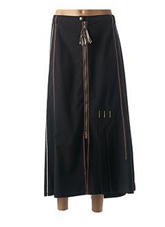 Jupe longue noir ALAIN WEIZ pour femme