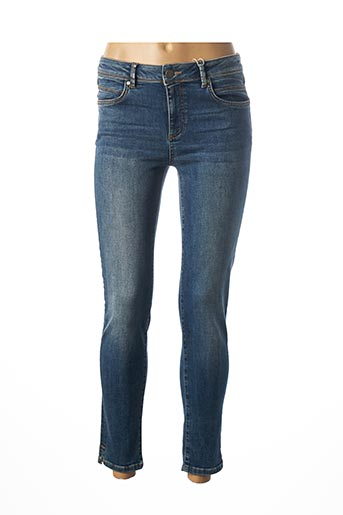 Jeans coupe slim bleu MEXX pour femme