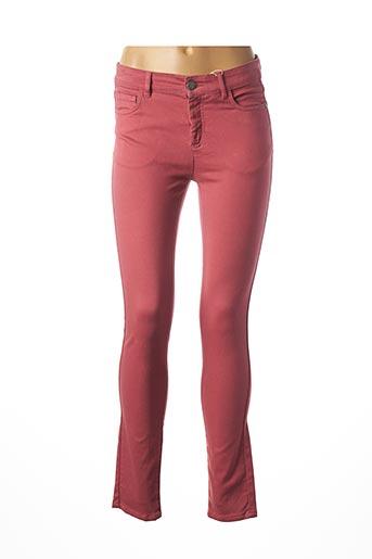 Pantalon casual rose MEXX pour femme