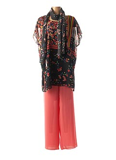 Top/pantalon rose PERSONA BY MARINA RINALDI pour femme