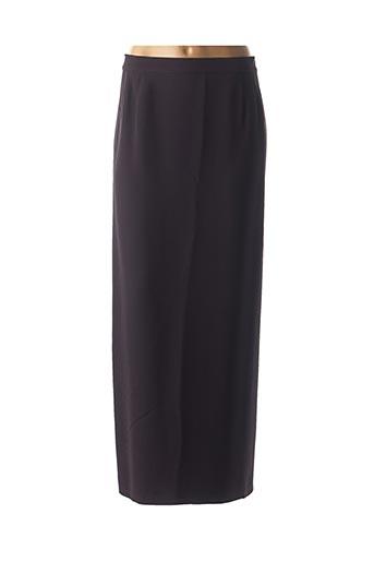 Jupe longue violet MARINA RINALDI pour femme
