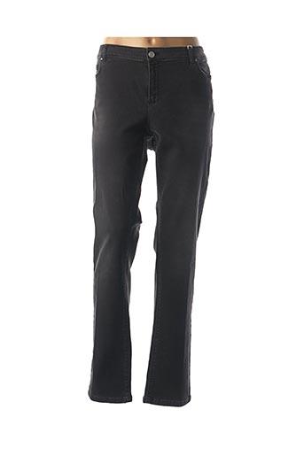 Pantalon casual noir MARINA RINALDI pour femme