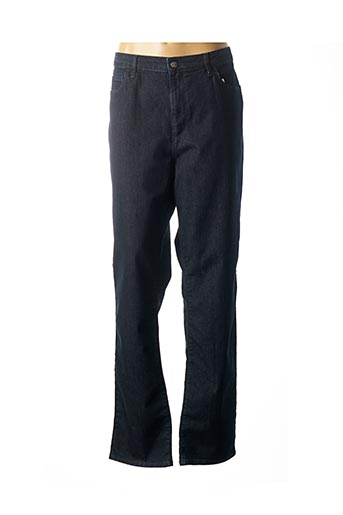 Jeans bootcut bleu GEVANA pour femme