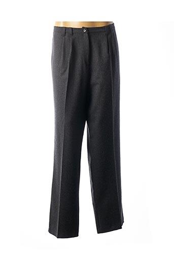 Pantalon casual gris FRANCOISE F pour femme