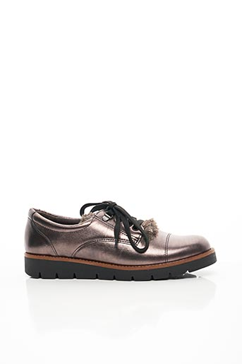 Derbies marron ALTEX pour femme