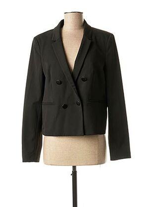 Veste chic / Blazer noir MAISON 123 pour femme