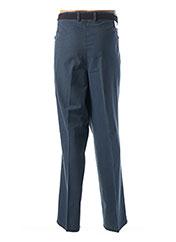 Pantalon chic bleu MODEXAL pour homme seconde vue