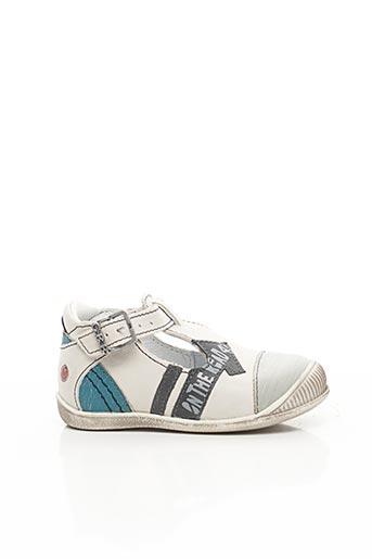 Sandales/Nu pieds gris GBB pour garçon