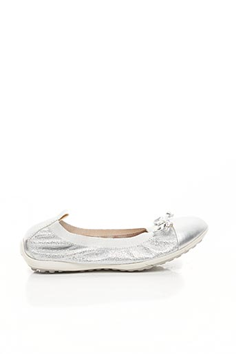 Ballerines blanc GEOX pour fille
