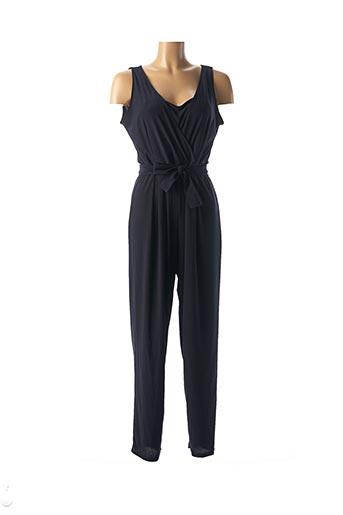 Combi-pantalon bleu CHATELET pour femme