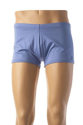Short bleu IMPETUS pour homme
